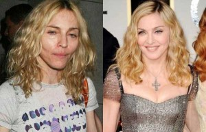 What 20 Famous Women Look Like Without Makeup (20 photos) 14