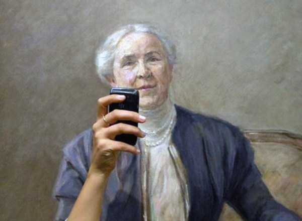 old-paintings-taking-selfies (11)