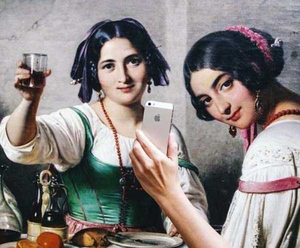 old-paintings-taking-selfies (29)