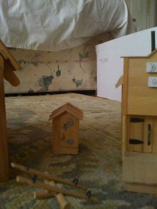 An Old West Town Made Entirely Out of Popsicle Sticks (28 photos) 8