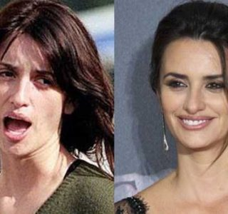 What 20 Famous Women Look Like Without Makeup (20 photos)