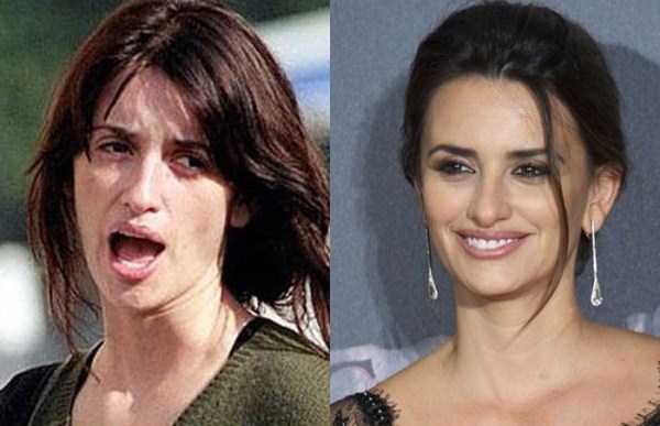 What 20 Famous Women Look Like Without Makeup (20 photos) 19