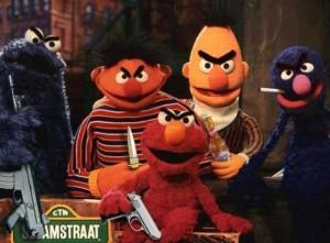 Sesame Street Gone Really Bad (23 photos) 20