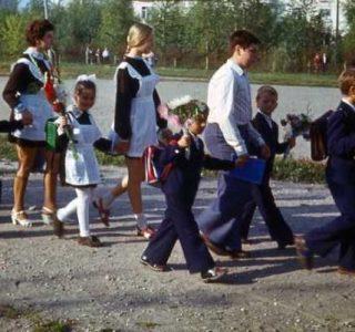Color Photos Taken in the Soviet Union (35 photos)