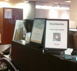 24 WTF Things Spotted at Starbucks (24 photos) 1