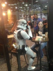 24 WTF Things Spotted at Starbucks (24 photos) 16