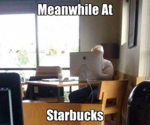 24 WTF Things Spotted at Starbucks (24 photos) 5