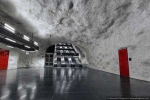 The Stockholm Subway System is Stunningly Unreal (19 photos) 10