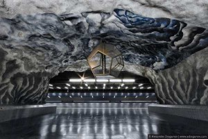 The Stockholm Subway System is Stunningly Unreal (19 photos) 11