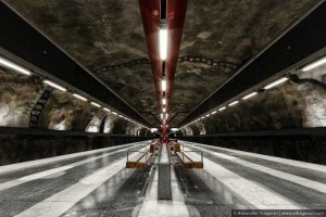 The Stockholm Subway System is Stunningly Unreal (19 photos) 13