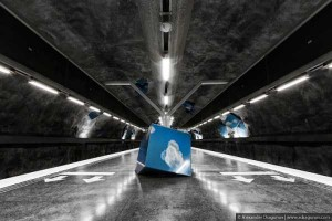 The Stockholm Subway System is Stunningly Unreal (19 photos) 17