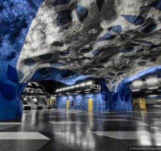 The Stockholm Subway System is Stunningly Unreal (19 photos)
