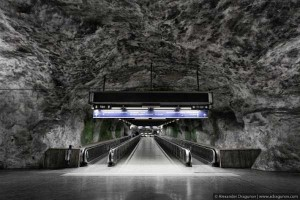 The Stockholm Subway System is Stunningly Unreal (19 photos) 8