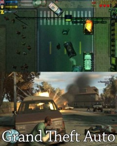 The Evolution of Famous Video Games (20 photos) 16