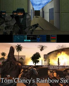 The Evolution of Famous Video Games (20 photos) 20