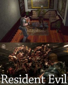 The Evolution of Famous Video Games (20 photos) 6