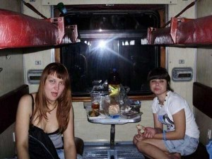 Vivid Travelers Spotted in the Russian Trains (22 photos) 21