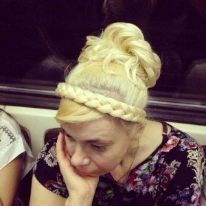 Odd Fashion Trends Spotted on Subway (21 photos) 9