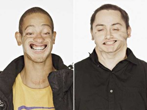 Hilariously Distorted Portraits Taken in a Wind Tunnel (15 photos) 12
