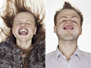 Hilariously Distorted Portraits Taken in a Wind Tunnel (15 photos) 4