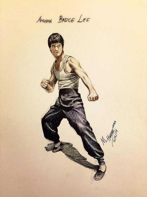 Abbas-Alizada-Afghan-Bruce-Lee (1)