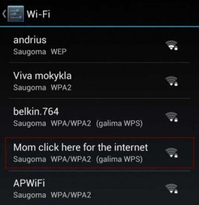 Clever and Funny Wi-Fi Network Names (20 photos) 13