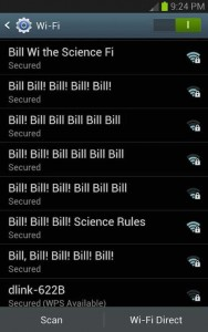 Clever and Funny Wi-Fi Network Names (20 photos) 8
