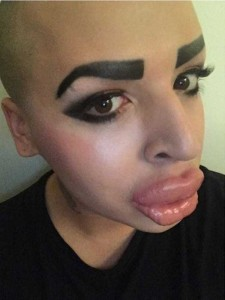 Man Spends a Fortune in an Attempt to Look Like Kim Kardashian (20 photos) 17
