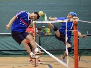 Sepaktakraw: Weird Yet Cool Sport From Asia (27 photos) 1