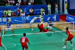 Sepaktakraw: Weird Yet Cool Sport From Asia (27 photos) 11