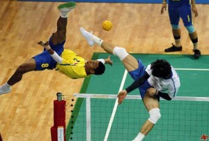 Sepaktakraw: Weird Yet Cool Sport From Asia (27 photos) 15