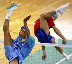 Sepaktakraw: Weird Yet Cool Sport From Asia (27 photos) 16