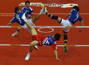 Sepaktakraw: Weird Yet Cool Sport From Asia (27 photos) 17