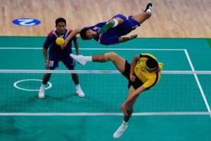 Sepaktakraw: Weird Yet Cool Sport From Asia (27 photos) 18