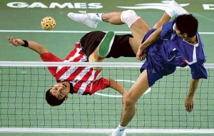 Sepaktakraw: Weird Yet Cool Sport From Asia (27 photos) 19