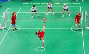Sepaktakraw: Weird Yet Cool Sport From Asia (27 photos) 20