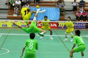 Sepaktakraw: Weird Yet Cool Sport From Asia (27 photos) 22