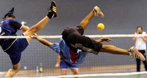 Sepaktakraw: Weird Yet Cool Sport From Asia (27 photos) 23