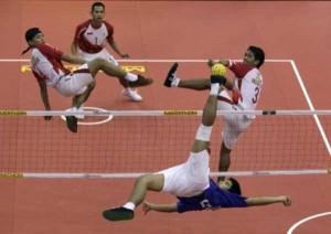 Sepaktakraw: Weird Yet Cool Sport From Asia (27 photos) 25
