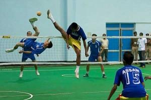 Sepaktakraw: Weird Yet Cool Sport From Asia (27 photos) 26