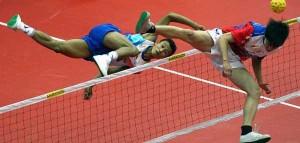 Sepaktakraw: Weird Yet Cool Sport From Asia (27 photos) 3