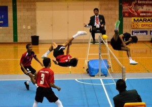 Sepaktakraw: Weird Yet Cool Sport From Asia (27 photos) 6