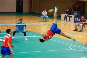 Sepaktakraw: Weird Yet Cool Sport From Asia (27 photos) 7
