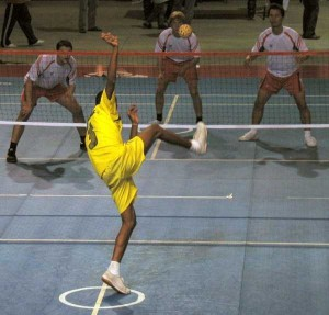 Sepaktakraw: Weird Yet Cool Sport From Asia (27 photos) 8