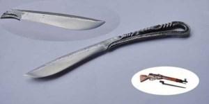 Truly Fascinating Handmade Knives (30 photos) 30