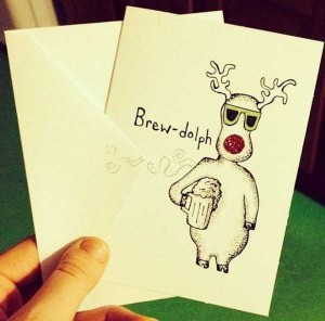 Pretty Lame Christmas Puns (35 photos) 10