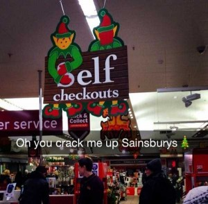 Pretty Lame Christmas Puns (35 photos) 6