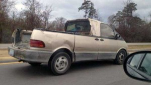 Silly Car Mods That Bring Instant Attention (28 photos) 1