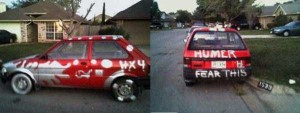 Silly Car Mods That Bring Instant Attention (28 photos) 26