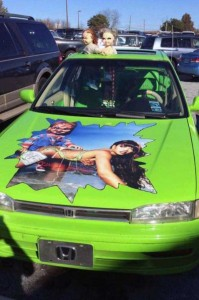 Silly Car Mods That Bring Instant Attention (28 photos) 27